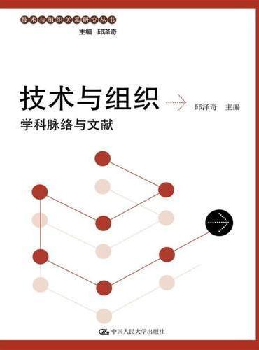 技术与组织:学科脉络与文献(技术与组织关系研究丛书)