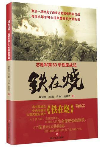 铁在烧 : 志愿军第63军铁原战记
