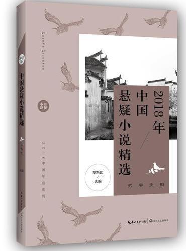 2018年中国悬疑小说精选