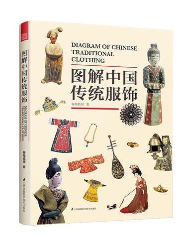 图解中国传统服饰(服饰如丝线,古人在那头,我们在这头)