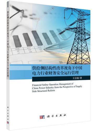 供给侧结构性改革视角下中国电力行业财务安全运行管理