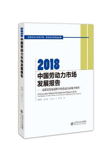 2018中国劳动力市场发展报告