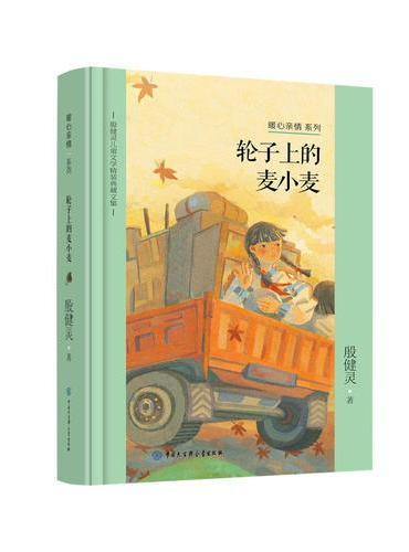 殷健灵儿童文学精装典藏文集--轮子上的麦小麦