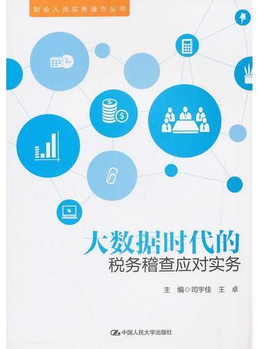 大数据时代的税务稽查应对实务(财会人员实务操作丛书)