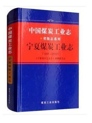 《宁夏煤炭工业志》1991—2012