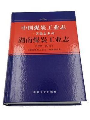 中国煤炭工业志 湖南煤炭工业志(1991-2015)