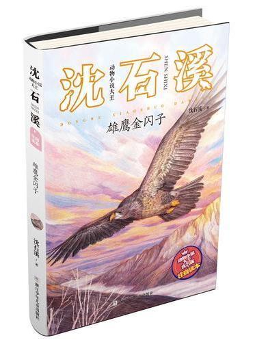 动物小说大王沈石溪·注音读本:雄鹰金闪子