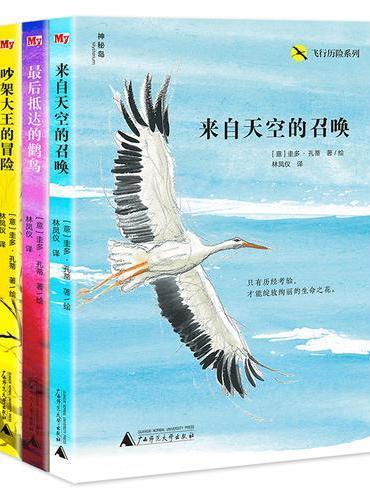 飞行历险系列(全三册)