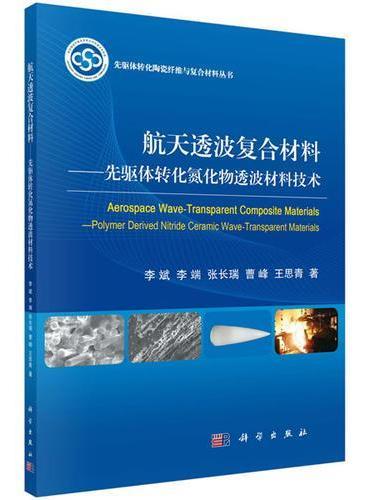 航天透波复合材料——先驱体转化氮化物透波材料技术
