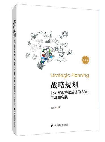 战略规划(第二版):公司实现持续成功的方法、工具和实践