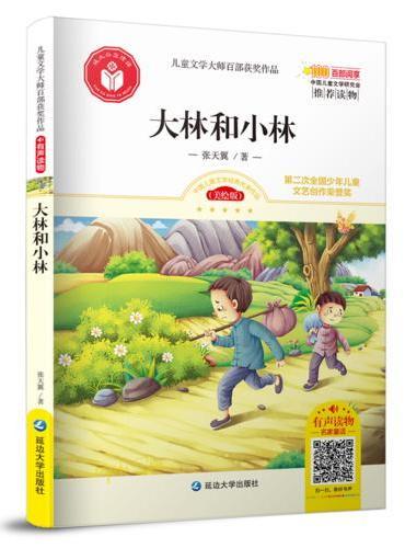 儿童文学大师百部获奖作品:大林和小林