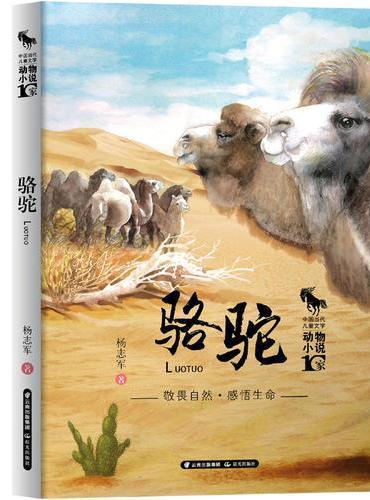 中国当代儿童文学 动物小说十家 骆驼