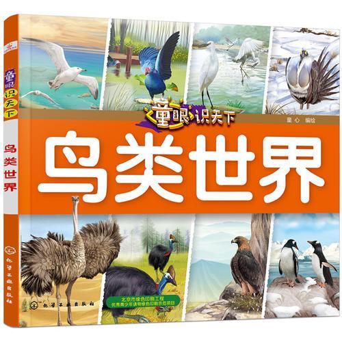 童眼识天下——鸟类世界