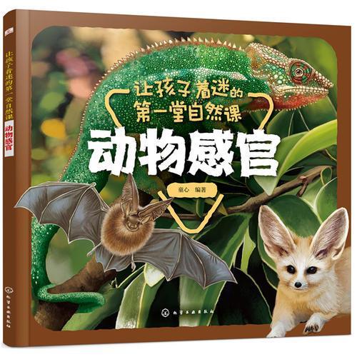 让孩子着迷的第一堂自然课——动物感官