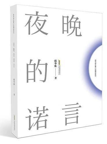 邱华栋长篇小说精品系列:夜晚的诺言