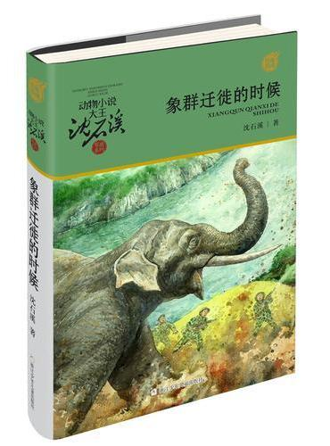 动物小说大王沈石溪·军旅系列:象群迁移的时候