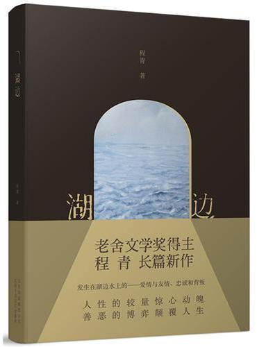 湖边(老舍文学奖得主程青的长篇小说)