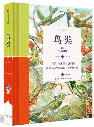 纸上景观:鸟类