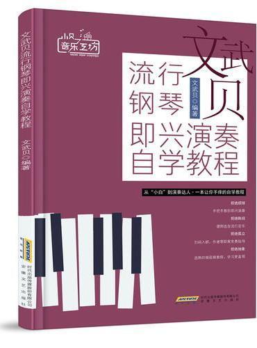 文武贝流行钢琴即兴演奏自学教程