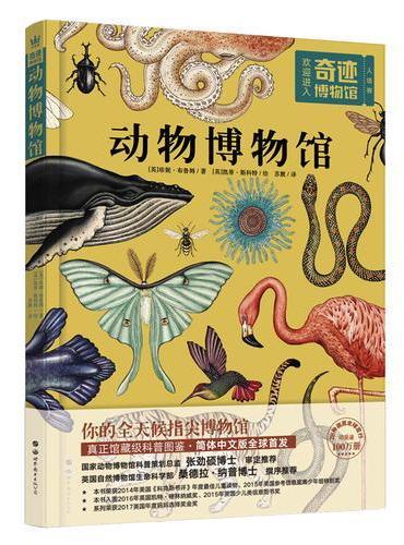 奇迹博物馆:动物博物馆(奇想国精选动物百科书)