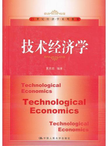 技术经济学(21世纪经济学系列教材)