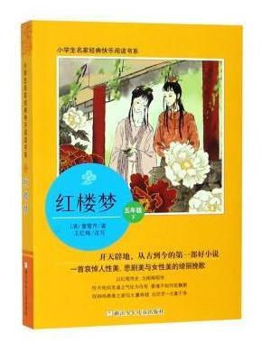 小学生名家经典快乐阅读书系(五):红楼梦