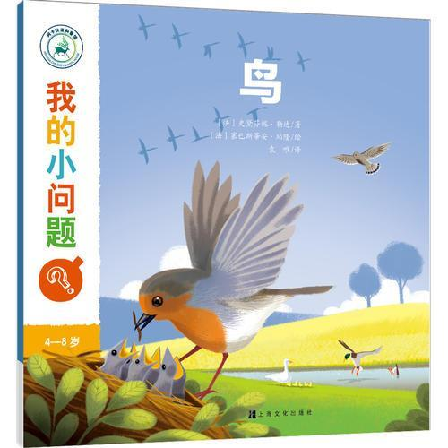 我的小问题 第2辑:鸟