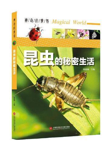 神奇的世界——昆虫的秘密生活(全彩图解版)