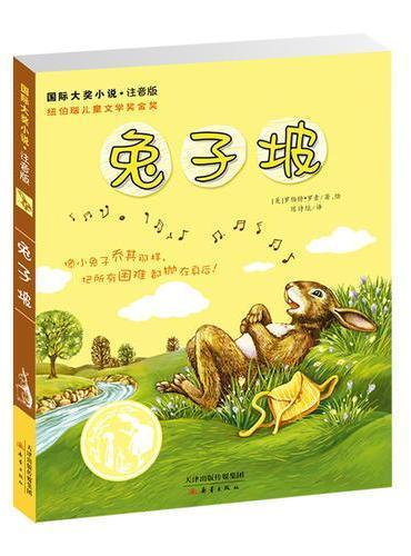 国际大奖小说·注音版--兔子坡