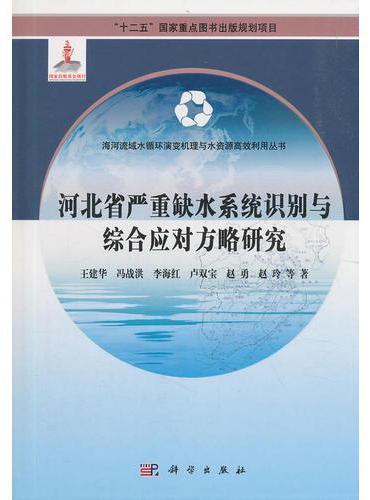 河北省严重缺水系统识别与综合应对方略研究