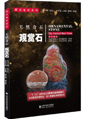 解读地球密码系列:天然奇石——观赏石