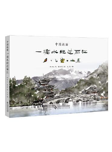 中国画面·一滴水经过丽江