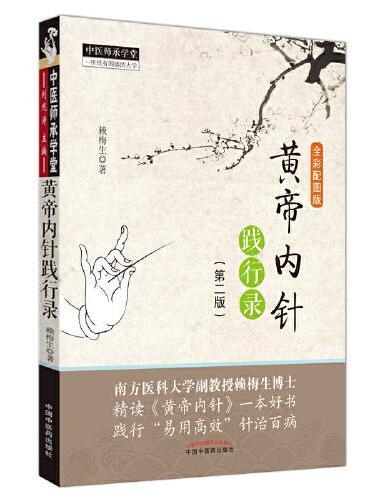 黄帝内针践行录(第2版)