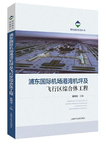 浦东国际机场港湾机坪及飞行区综合体工程(机场建设管理丛书)