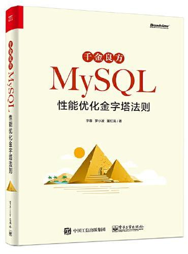 千金良方——MySQL性能优化金字塔法则
