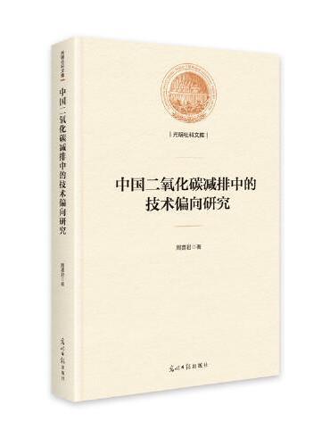 中国二氧化碳减排中的技术偏向研究