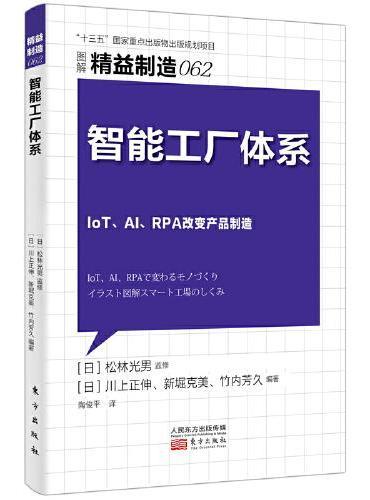 精益制造062:智能工厂体系
