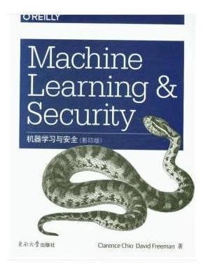 机器学习与安全(影印版)