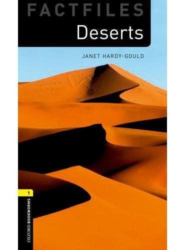 Oxford Bookworms Library Factfiles: Level 1: Deserts