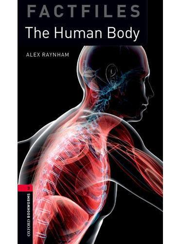 Oxford Bookworms Library Factfiles: Level 3: The Human Body audio 平装 CD版