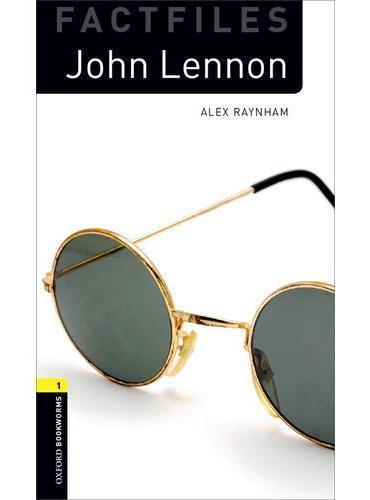 Oxford Bookworms Library Factfiles: Level 1: John Lennon