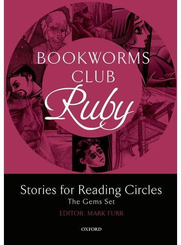 Oxford Bookworms Club: Stories for Reading Circles: Ruby (Stages 5 and 6)