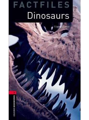 OBWL 3E Factfiles 3: Dinosaurs