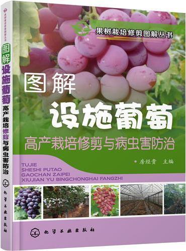 果树栽培修剪图解丛书--图解设施葡萄高产栽培修剪与病虫害防治