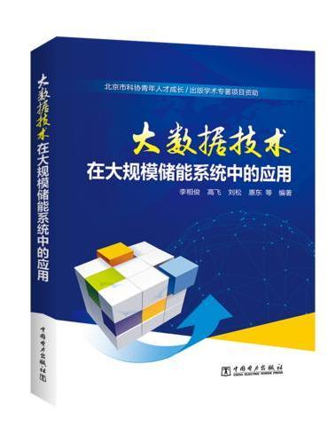 大数据技术在大规模储能系统中的应用