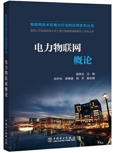 物联网技术在电力行业的应用系列丛书 电力物联网概论