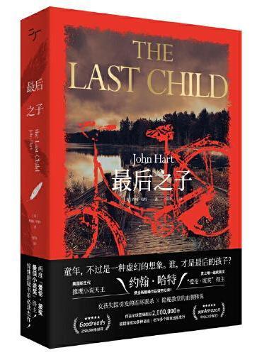最后之子:女孩失踪引发的连环谋杀 × 隐秘教堂的血腥传说!