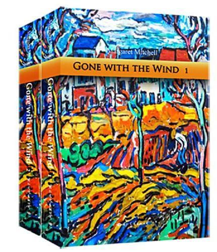 飘Gone with the Wind(上下册英文原版)