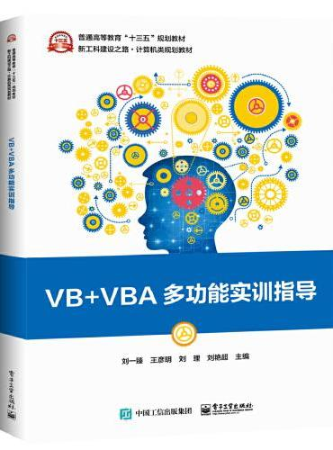 VB+VBA多功能实训指导