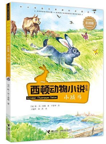 西顿动物小说:小战马(彩绘版)